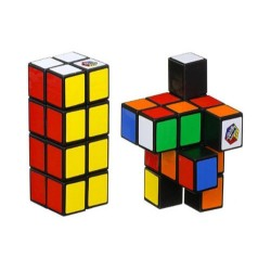 Rubiks Tårn - 2 x 2 x 4 rækker - Rubiks Cube