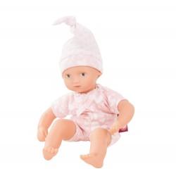 Aquini babypige - Mini badedukke - Götz