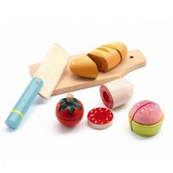 Frokost - Legemad - Djeco
