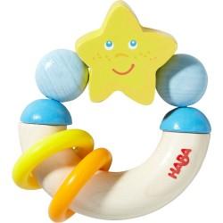Mini rangle med stjerne - Haba