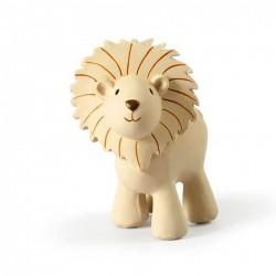 Løve bidelegetøj - Rangle i naturgummi - Tikiri
