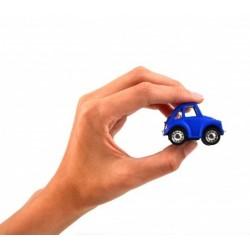 Mini Volkswagen Beetle - Mat - Træk-tilbage bil