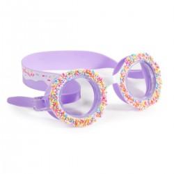 Lilla donut - Svømmebrille - Bling2O