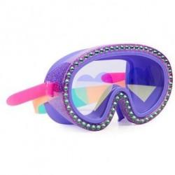 Blå glitter - Svømmemaske - Bling2O