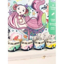 Volkswagen bus - Print - Mini