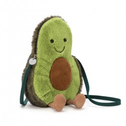 Avocado - Amuseable skuldertaske - Jellycat