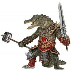 Krokodille mutant - Legefigur- Pabo