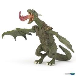 Grøn drage - Legefigur - Pabo