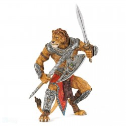 Løve mutant - Legefigur - Pabo