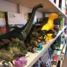 Blå oviraptor - Dinosaur legefigur - Pabo