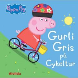 Gurli Gris på cykeltur - Bog - Alvilda