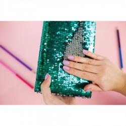 Notesbog med vendbare palietter - Mermaid - npw London