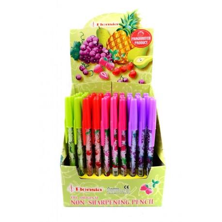 Klar blyant med frugtduft