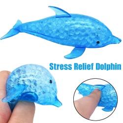 Sjov squeeze haj eller delfin med lys
