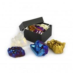 Aura quartz klynger