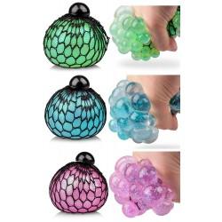 Glitter mesh bold - Tobar
