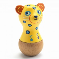 Jaguar maracas - Musikinstrument - Djeco
