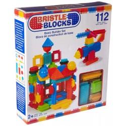 Bristle Blocks klodser - 112 stk.