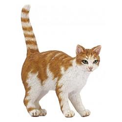Rød kat - Figur - Papo