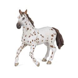 Brun & hvid hest - Figur - Papo