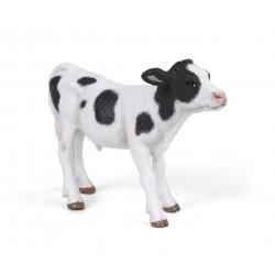Sort & hvid kalv - Figur - Papo