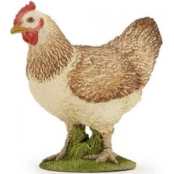 Høne - Figur - Papo