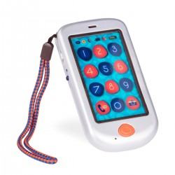 HiPhone Silver telefon - B. Toys