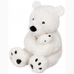 Isbjørn mor & baby - Bamse - Spiegelburg