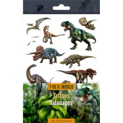 Dinosaur tatoveringer - Spiegelburg