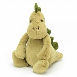 Dino - Mellem Bashful bamse - Jellycat