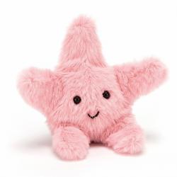 Fluffy Søstjerne - Lille bamse - Jellycat