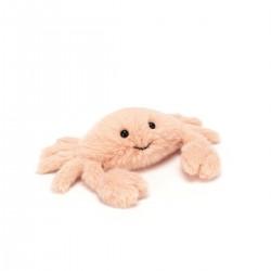 Fluffy Krabbe - Lille bamse - Jellycat