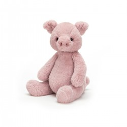 Gris - Puffles lille bamse - Jellycat