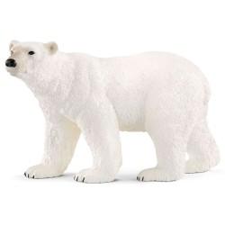 Isbjørn - Figur - Schleich