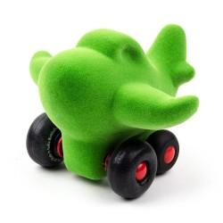 Grønt fly - Lille - Rubbabu