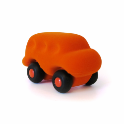 Orange bus - Lille - Rubbabu