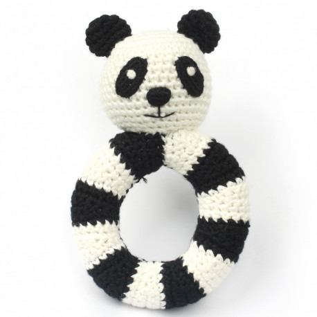 NatureZOO rund rangle - Panda