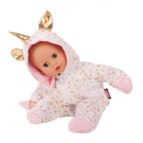 Enhjørning heldragt - Tøj til dukke (30-33 cm) - Götz