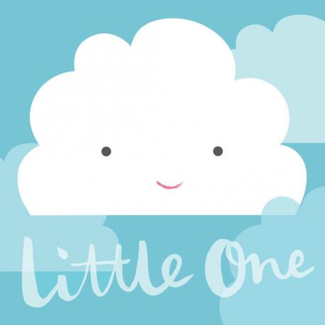 Little one - Sky - Kort & kuvert