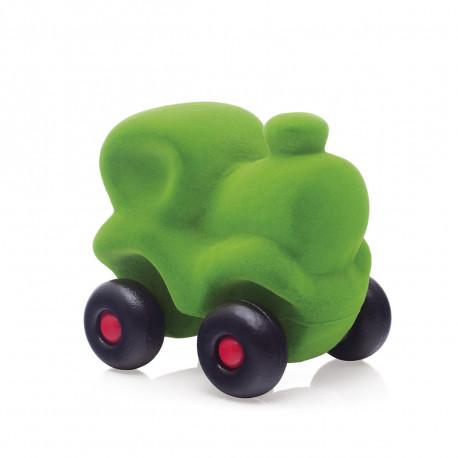Grønt tog - Lille - Rubbabu