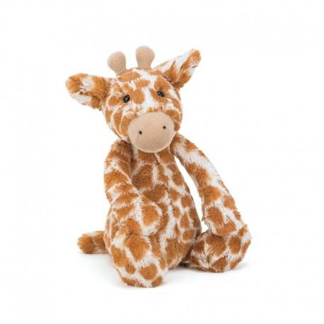 Jellycat Bashful bamse - Giraf  - Mellem
