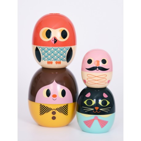 Studio Matryoshka - Babushka version II - Ugle