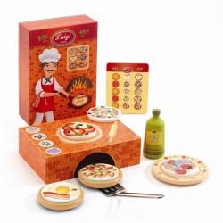 Luigi Pizzeria - Legemad - Djeco
