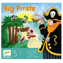 Big pirate - Spil - Djeco