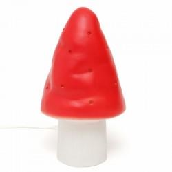 Heico svampelampe - Rød paddehat