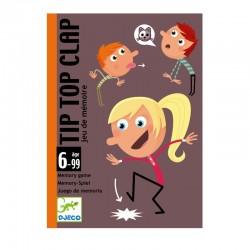 Djeco kortspil - Tip Top Clap