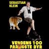 Verdens 100 farligste dyr - Sebastian Klein - Carlsen