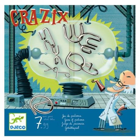 Crazix - Hjernevrid spil - Djeco