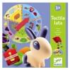Djeco spil - Tactilo Loto - Vinder af Guldbrikken 2012 - 3-4 år