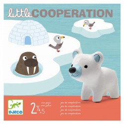 Polar venner - Djeco spil